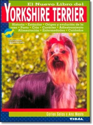 El nuevo libro del Yorkshire Terrier