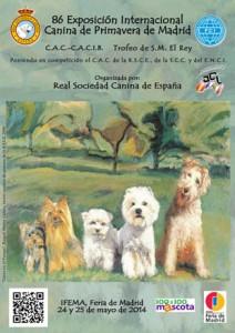Exposición Internacional Canina de Primavera de Madrid