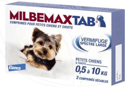 Desparasitacion interna para cachorros